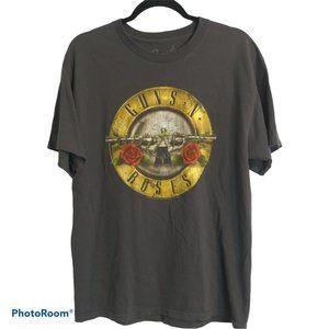GUNS N ROSES BRAVADO Grey Tshirt sz. L